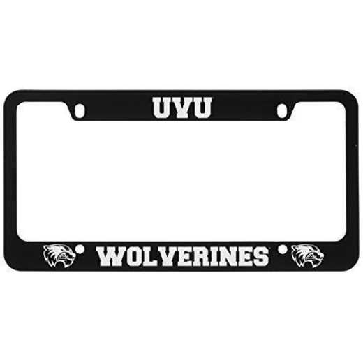 SM-31-BLK-UTVLYST-1-SMA: LXG SM/31 CAR FRAME BLACK, Utah Valley
