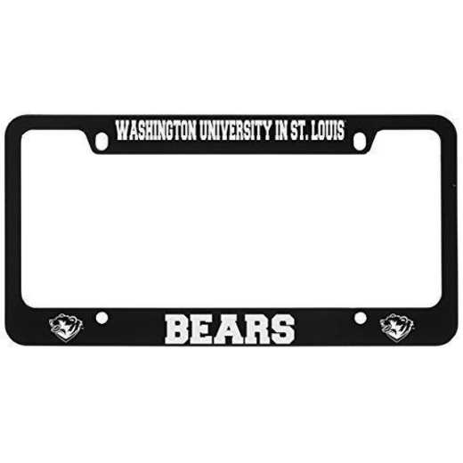 SM-31-BLK-WASHSTL-1-LRG: LXG SM/31 CAR FRAME BLACK, Wash U/St. Louis
