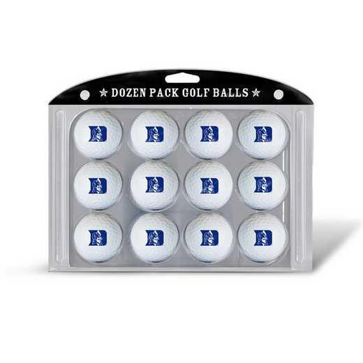 20803: Golf Balls, 12 Pack Duke Blue Devils