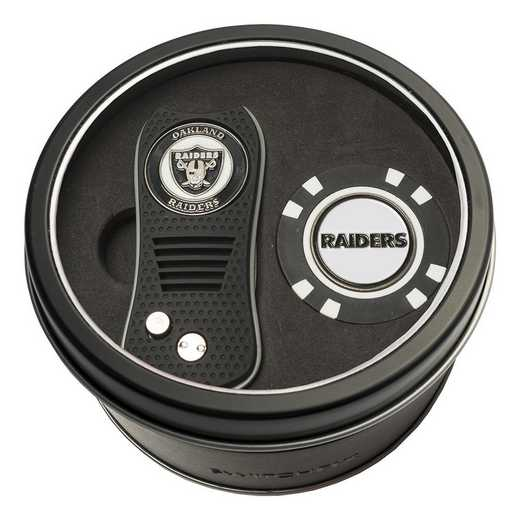 32153: Tin Gft StSwitchfix DVT Glf Chip Oakland Raiders