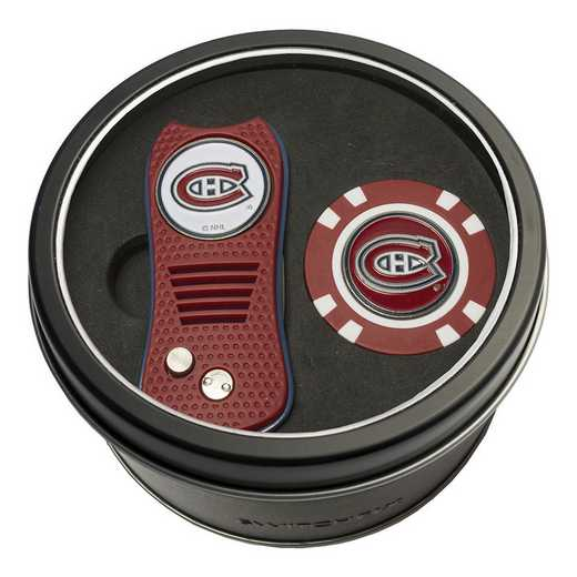 14453: Tin Gft StSwitchfix DVT Glf Chip Montreal Canadiens