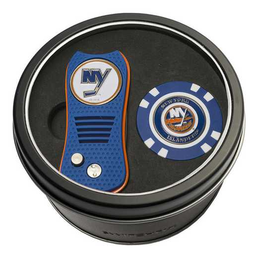 14753: Tin Gft StSwitchfix DVT Glf Chip New York Islanders