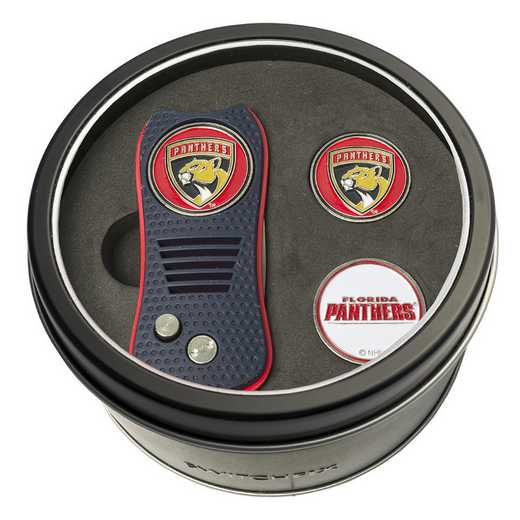 14159: Tin GftSt Swtchfix 2BallMkrs Florida Panthers