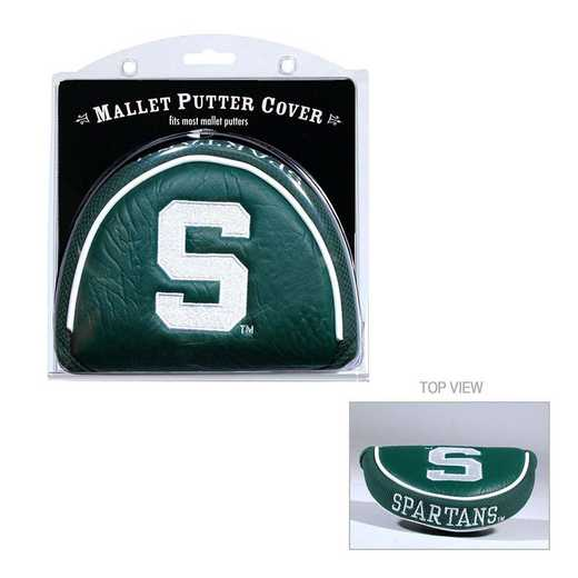 22331: Golf Mallet Putter Cover Michigan State Spartans