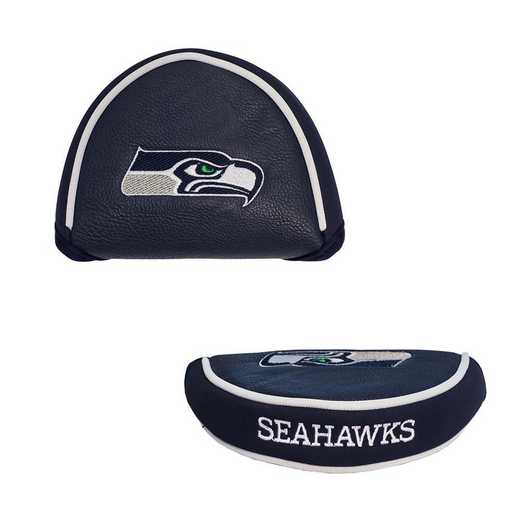 32831: Golf Mallet Putter Cover Seattle Seahawks