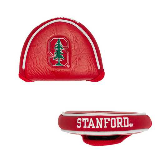 42031: Golf Mallet Putter Cover Stanford Cardinal