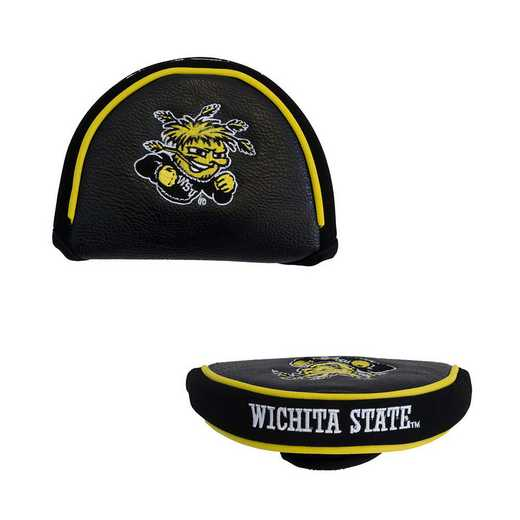 17731: Golf Mallet Putter Cover Wichita St