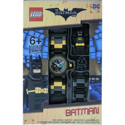 LEGO-8020837: LEGO Batman Minifigure Link Watch
