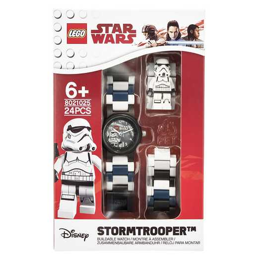 LEGO-8021025: Star Wars Stormtrooper Minifigure Link Watch