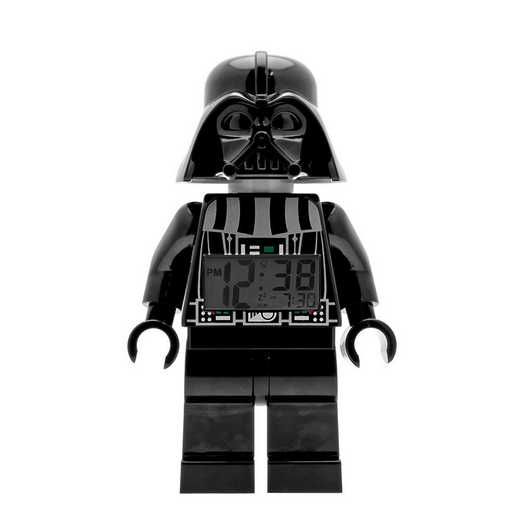 LEGO-9002113: Star Wars Darth Vader Minifigure Alarm Clock