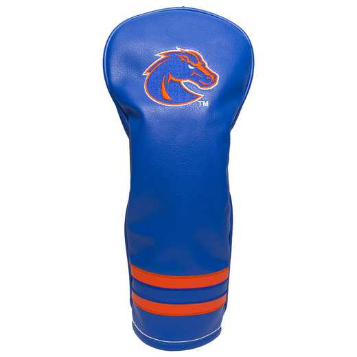82726: Vintage Fairway Head Cover Boise State Broncos