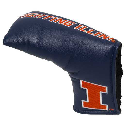 21350: Vintage Blade Putter Cover Illinois Fighting Illini