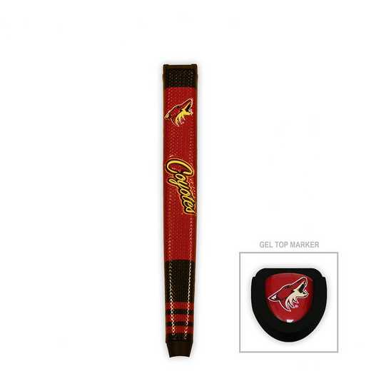 15172: Golf Putter Grip Arizona Coyotes