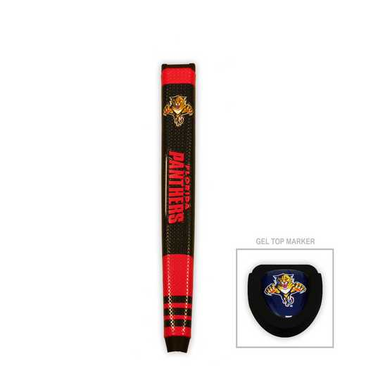 14172: Golf Putter Grip Florida Panthers