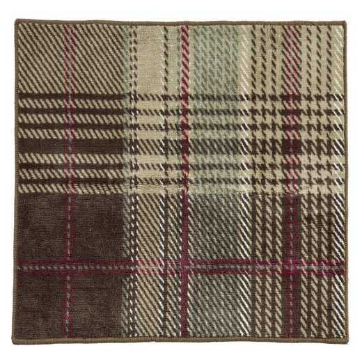 BL1731-TT-OC: HEA Huntsman Plaid Rug, 24x36