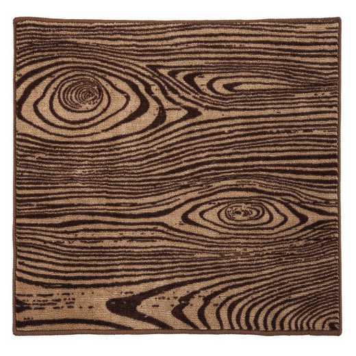 BL1850: HEA WoodgrainRug,24x36