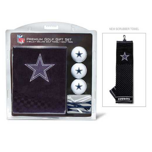 32320: Embr Golf Twl3Golf BallGolf Tee St Dallas Cowboys