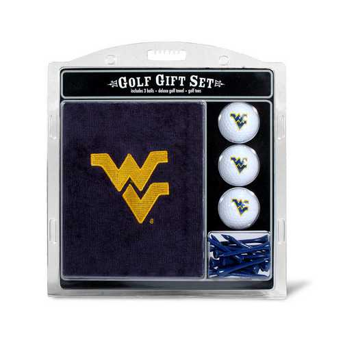 25620: Embr Golf Twl3Golf BallGolf Tee St W.Virginia Mountaineers