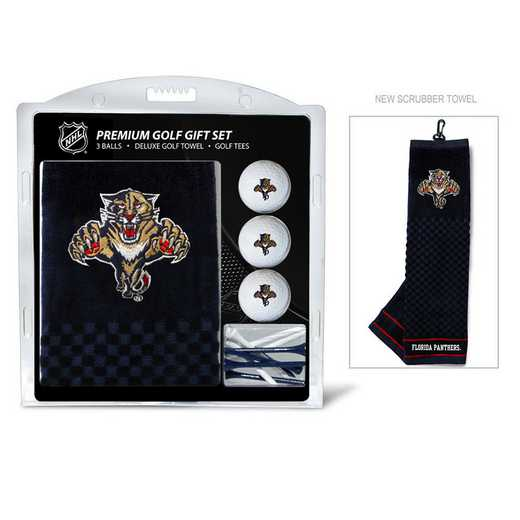 14120: Embr Golf Twl3Golf BallGolf Tee St Florida Panthers