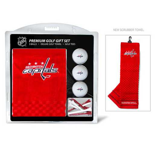 15820: Embr Golf Twl3Golf BallGolf Tee St Washington Capitals