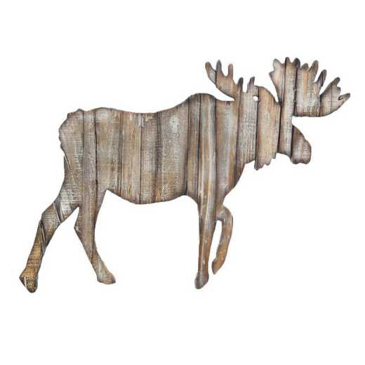 LD2402: HEA Moose Cut Out Wall Hanging