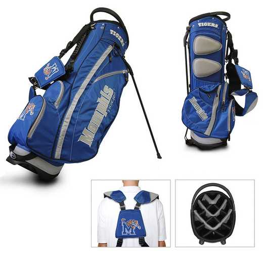 21628: Fairway Golf Stand Bag Memphis Tigers
