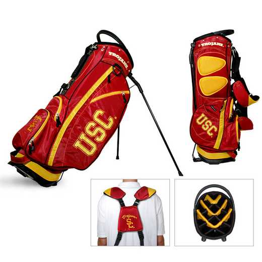 27228: Fairway Golf Stand Bag USC Trojans