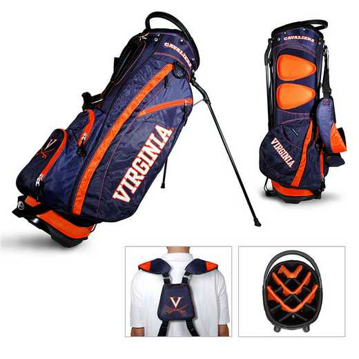 25428: Fairway Golf Stand Bag Virginia Cavaliers
