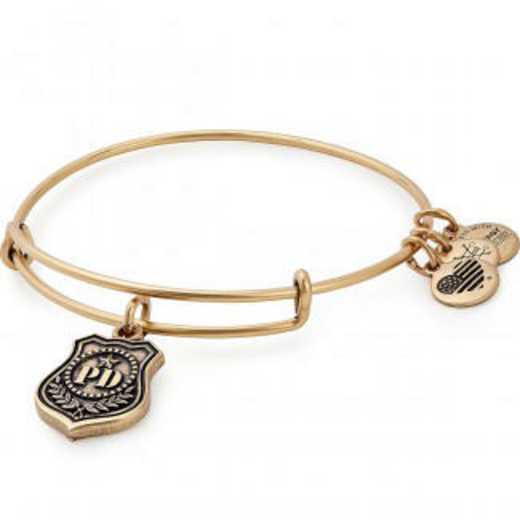 A18EBLERG: Law Enforcement Charm Bangle