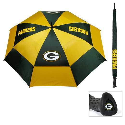 31069: Golf Umbrella Green Bay Packers