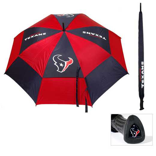 31169: Golf Umbrella Houston Texans