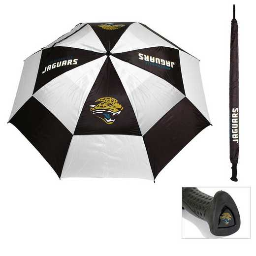 31369: Golf Umbrella Jacksonville Jaguars