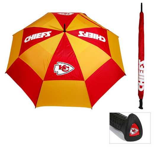 31469: Golf Umbrella Kansas City Chiefs