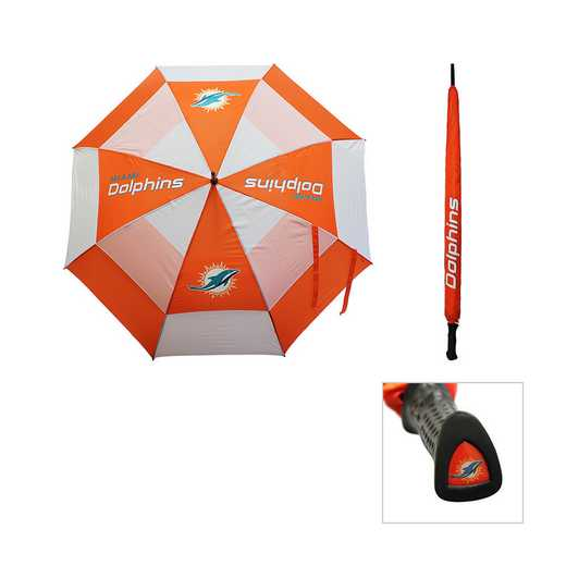 31569: Golf Umbrella Miami Dolphins
