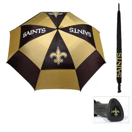 31869: Golf Umbrella New Orleans Saints