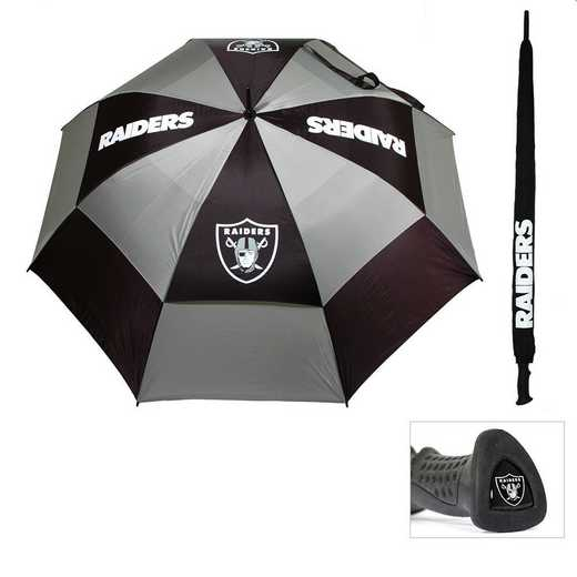 32169: Golf Umbrella Oakland Raiders
