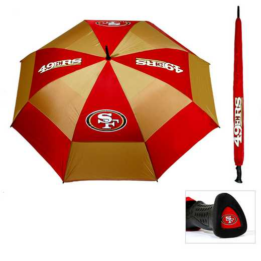 32769: Golf Umbrella San Francisco 49ers
