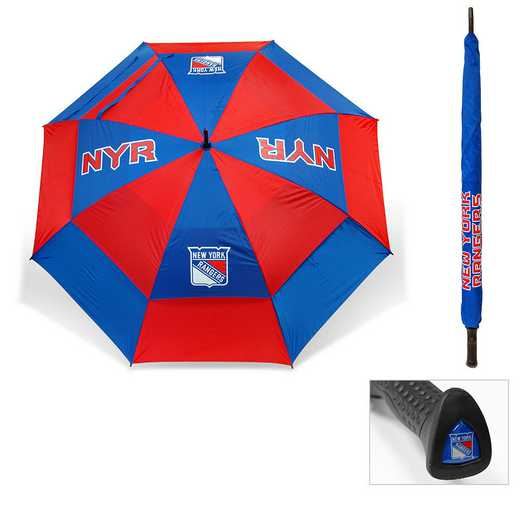 14869: Golf Umbrella New York Rangers