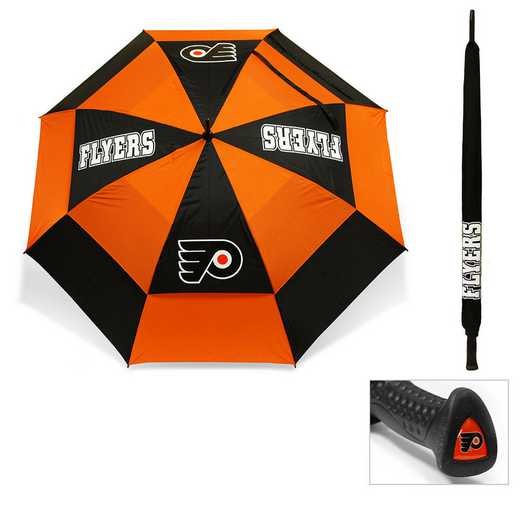 15069: Golf Umbrella Philadelphia Flyers