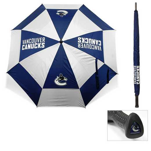 15769: Golf Umbrella Vancouver Canucks
