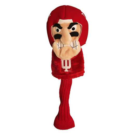 21413: Mascot Head Cover Indiana Hoosiers