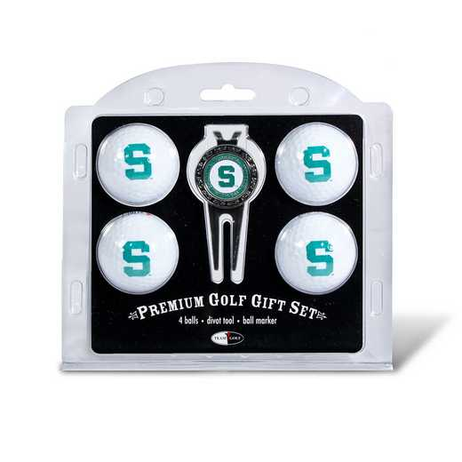 22306: 4 Golf Ball And Divot Tool Set Michigan State Spartans