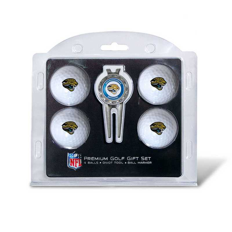 31306: 4 Golf Ball And Divot Tool Set Jacksonville Jaguars