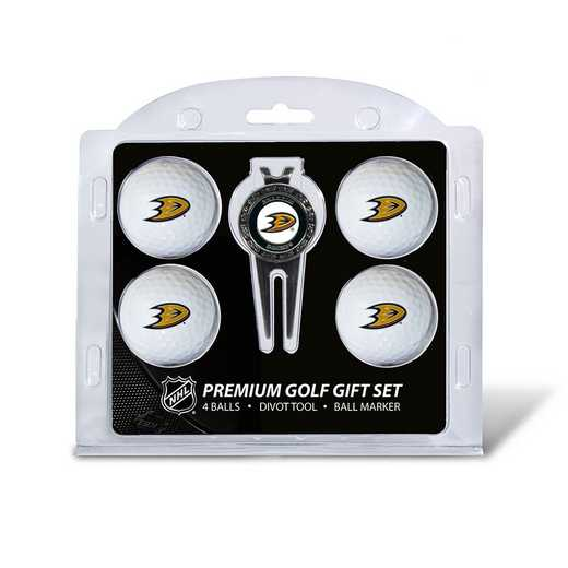 13006: 4 Golf Ball And Divot Tool Set Anaheim Ducks