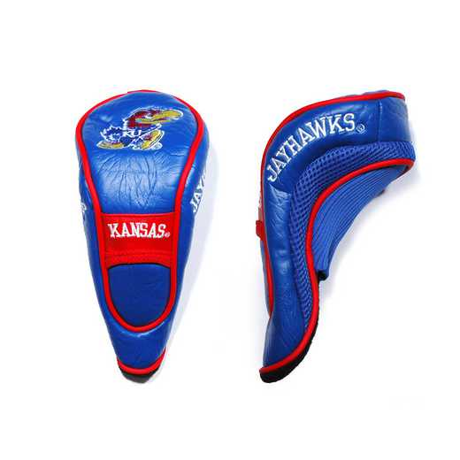 21766: Hybrid Head Cover Kansas Jayhawks