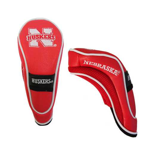 22466: Hybrid Head Cover Nebraska Cornhuskers