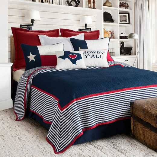 HiEnd Accents 2-PC Ranger Quilt Set
