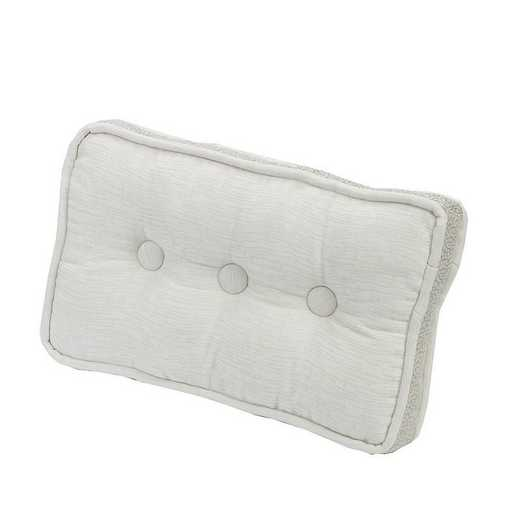 FB1615P3: HEA 3 Button Box Pillow - 10x17