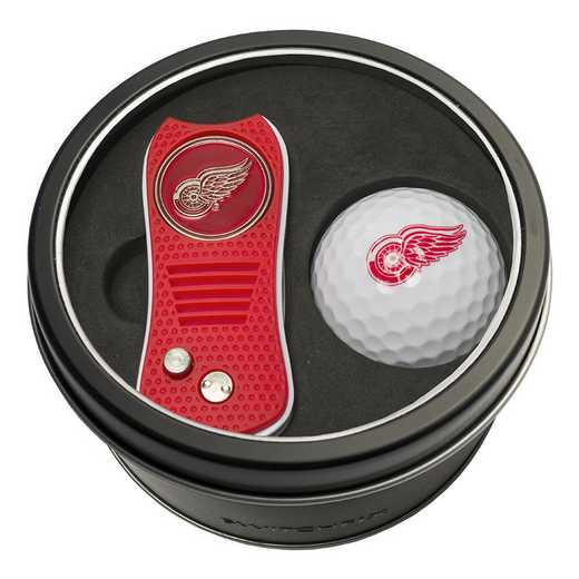 13956: Tin Gft St w/ Switchfix DVT Glf Ball Detroit Red Wings