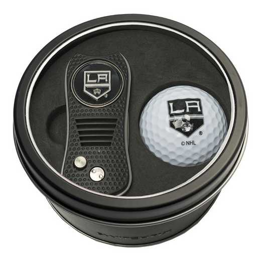 14256: Tin Gft St w/ Switchfix DVT Glf Ball Los Angeles Kings